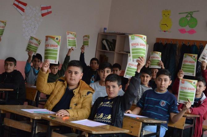 Bitlis'te binlerce kişi Siyer Sınavı'na katıldı