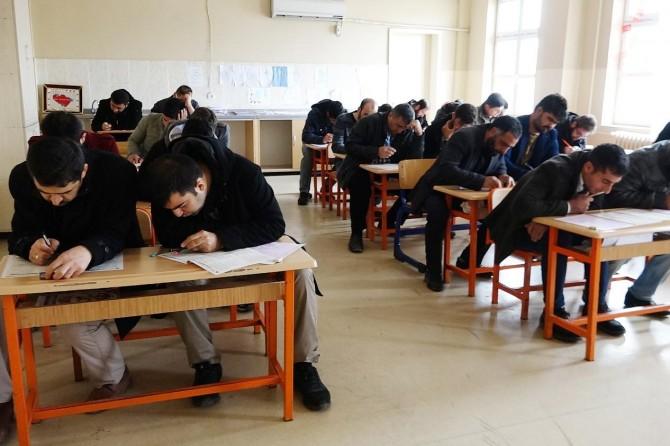 Viranşehir'de Siyer Sınavı'na yoğun ilgi