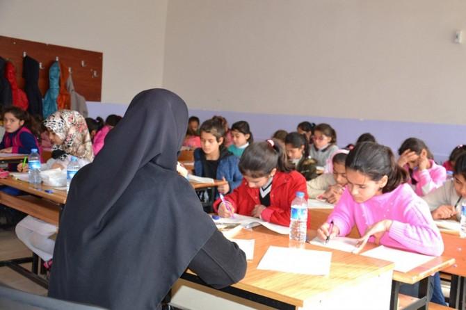 Siverek'te Siyer Sınavı heyecanı