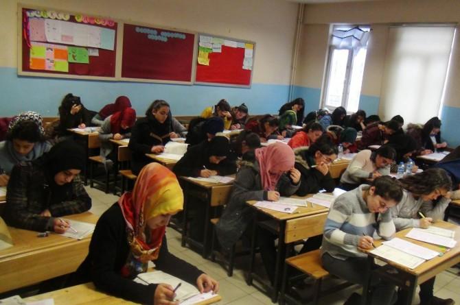 Doğubayazıt'ta Siyer Sınavı heyecanı