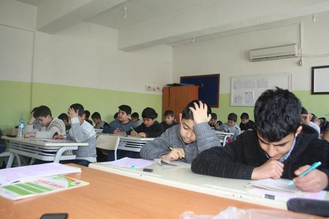 Mersin'de Siyer Sınavı'na ilgi