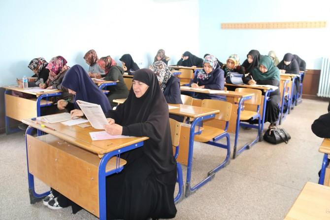 Ergani'de Siyer Sınavı heyecanı