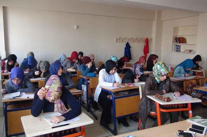 Osmaniye'de Siyer Sınavı heyecanı yaşandı