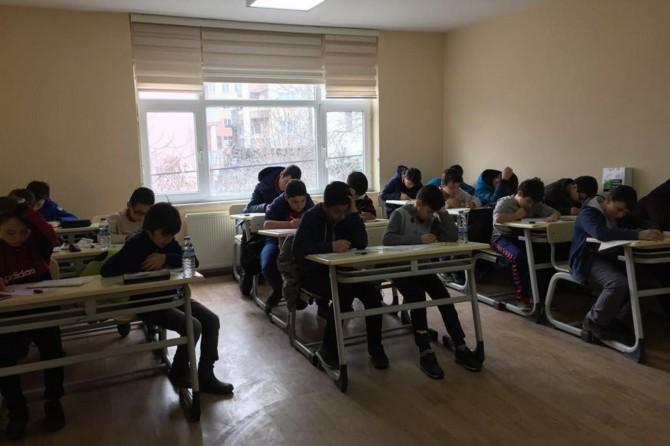 Samsun'da Siyer Sınavı'na ilgi