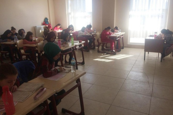 Eskişehir'de ilk defa Siyer Sınavı yapıldı