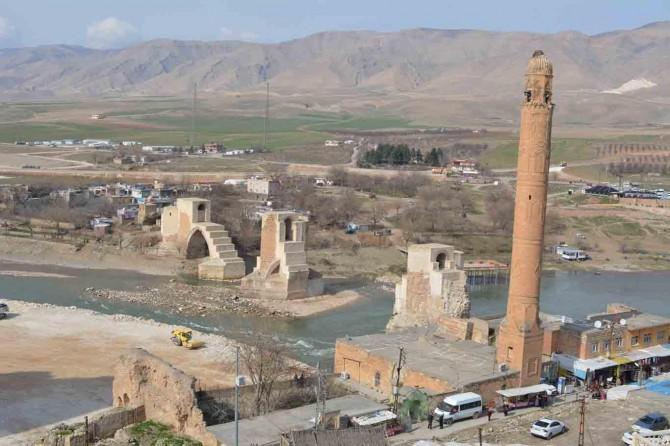 """""""Hasankeyf Mezopotamya'da örnek bir yer olacak"""""""