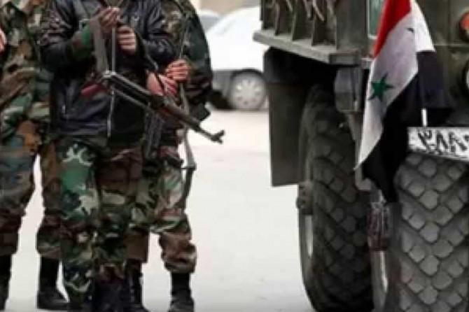 Ew ê arteşa Sûrîyê têkeve Efrînê