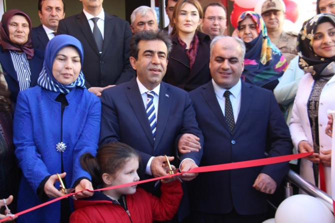 Diyarbakır'da ADEM açıldı