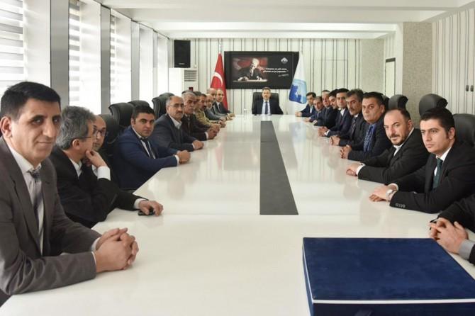 """""""İran ile ticaret ve turizmin geliştirilmesi için bir kısım faaliyetler yapıyoruz"""""""