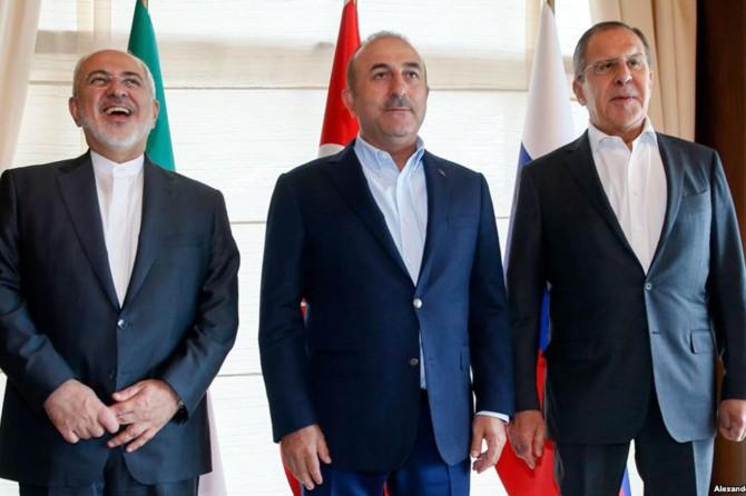 İstanbul'dan önce Astana'da üçlü görüşme yapılacak
