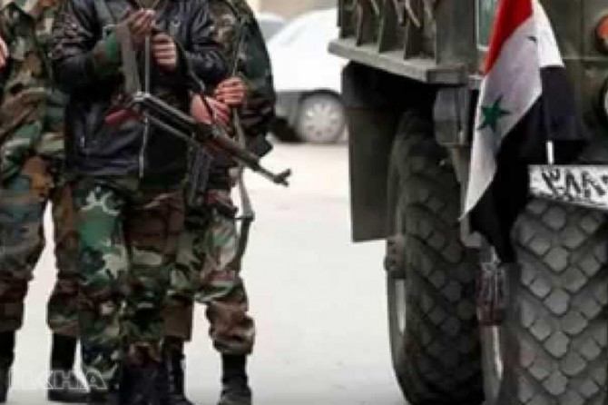 Syrian army announces to enter Afrin