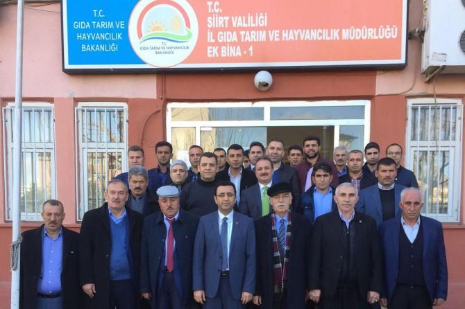 Batman ve Siirtli üreticiler Cumhurbaşkanı Erdoğan'la buluşuyor