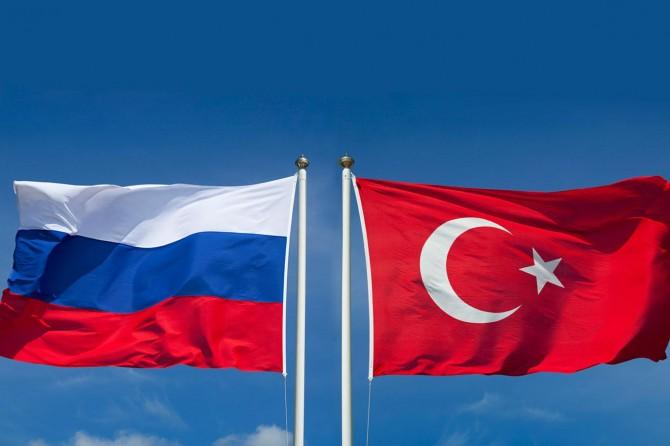 Türkiye'ye en çok Rus ziyaretçi geldi