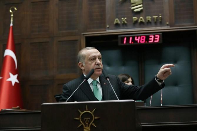 Cumhurbaşkanı: Önümüzdeki günlerde Afrin merkezinin kuşatmasına geçilecek