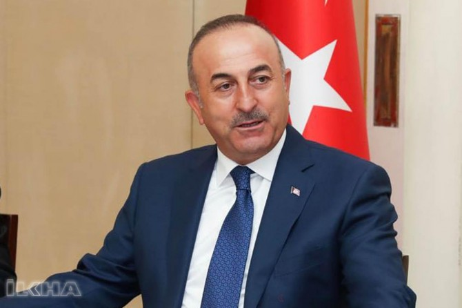 Regime did not enter Afrin: Çavuşoğlu