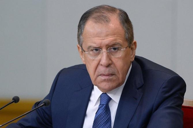 Lavrov: Türkiye ve Suriye doğrudan diyalog kursun