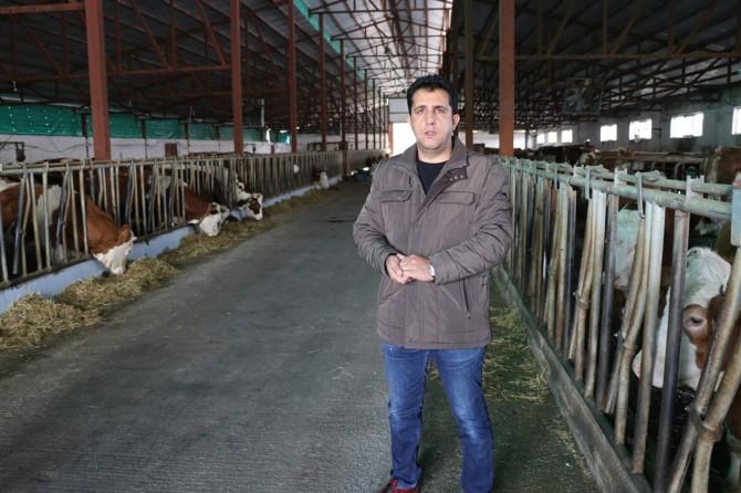 """""""Hayvancılığın ilerlemesi için meraların üreticiye açılması lazım"""""""