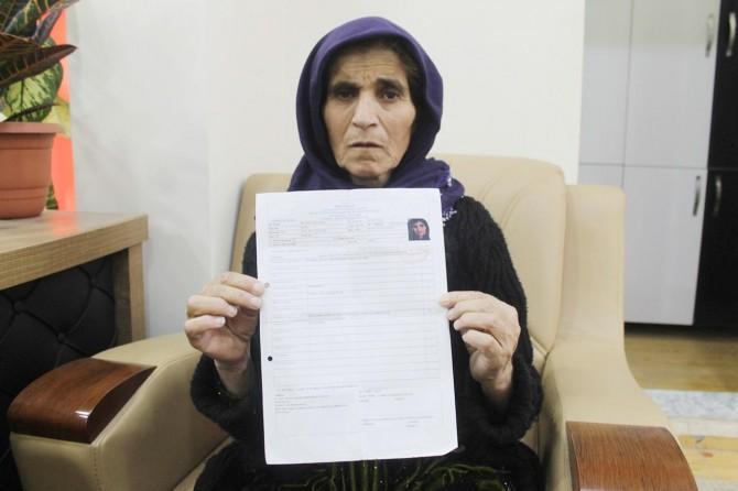 DEDAŞ'ın ceza kestiği engelli kadın yardım bekliyor