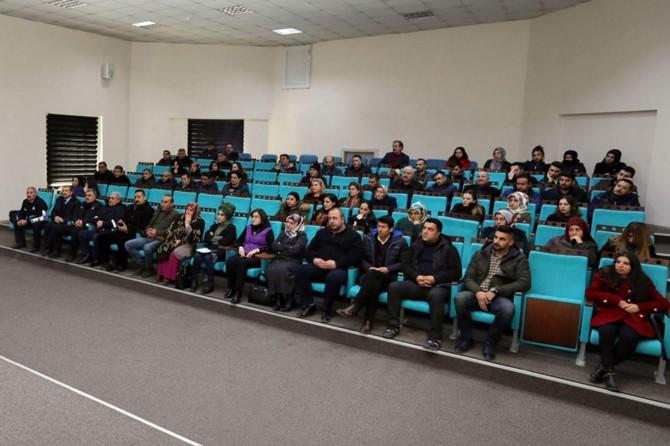 Belediye personeline EBYS semineri