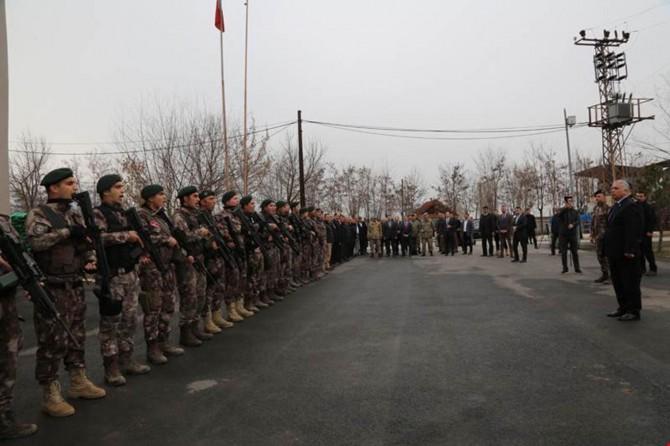Muş'tan Afrin'e 23 özel hareket polisi gönderildi