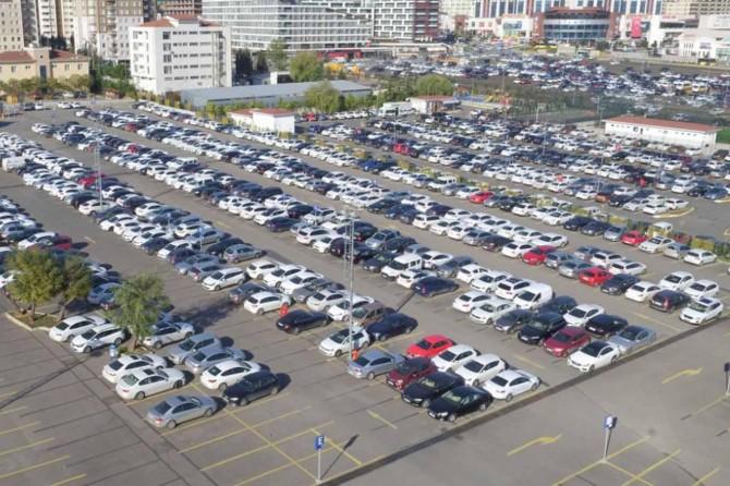 Her araç park et-devam et otopark alanını kullanamayacak