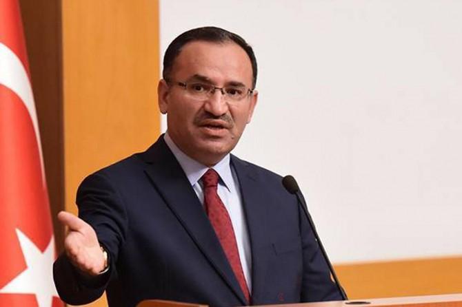 Bozdağ: CHP ile HDP ittifak yaparsa ahlaki olur