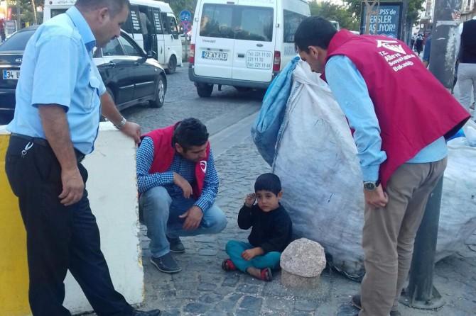 Çalıştırılan çocuklar için mobil ekip oluşturuldu