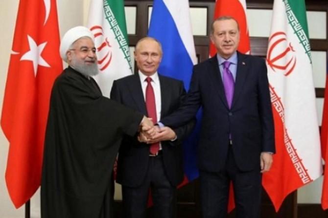 Üçlü Suriye zirvesi Türkiye'de yapılacak