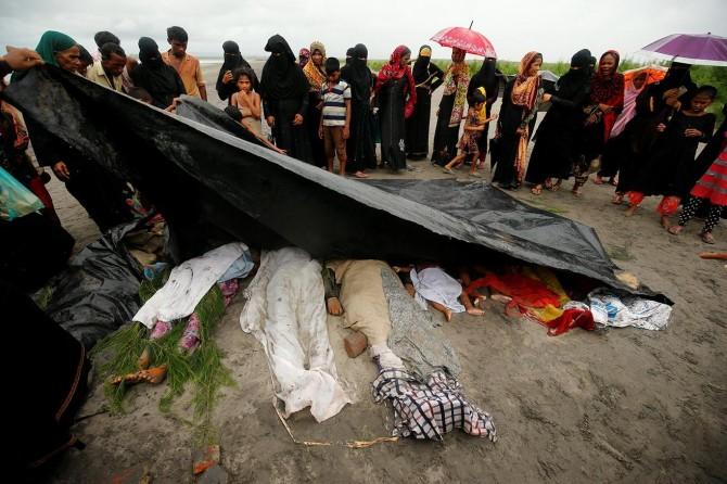 Li Myanmarê jenosîd tê kirin