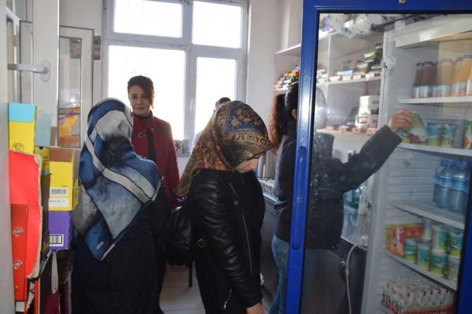 Kozluk'ta okul işletmeleri denetlendi