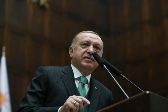 Erdoğan: Afrin merkezinde yeni bir strateji sürdüreceğiz