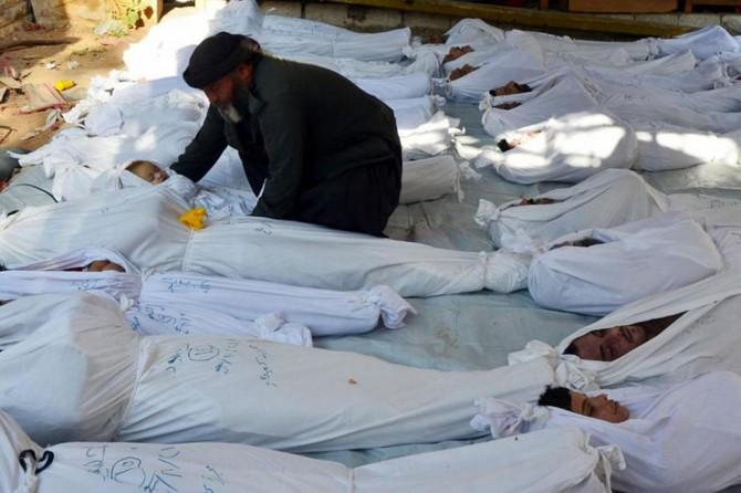 Doğu Guta yeni bir Halep olma yolunda