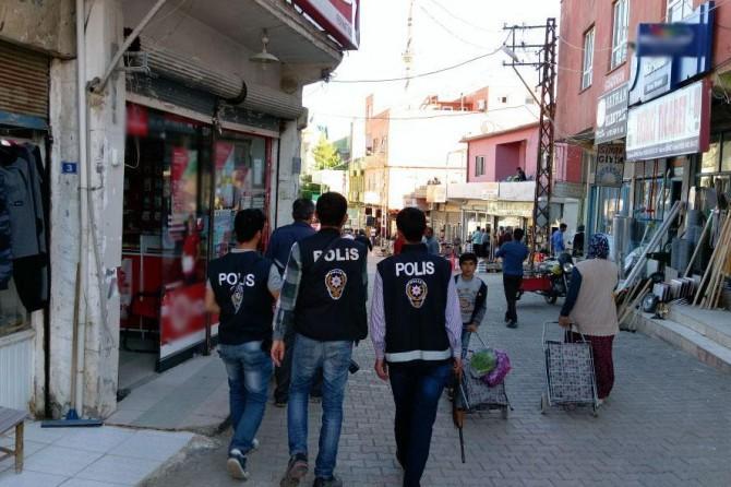 Mardin'de aranan Suriyeli yakalandı