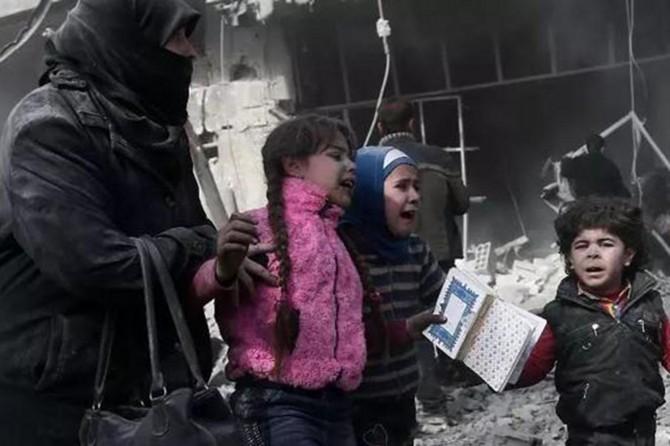 Rejîma Sûrîyê: Gutaya Rojhilat terk bikin