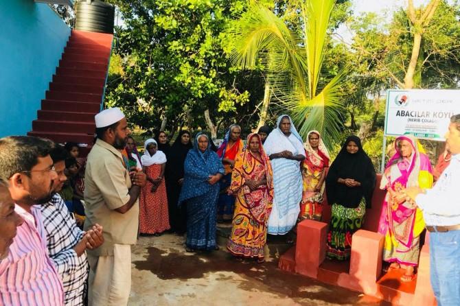 Avrupa Yetim-Der Sri Lanka'da su kuyusu açtı