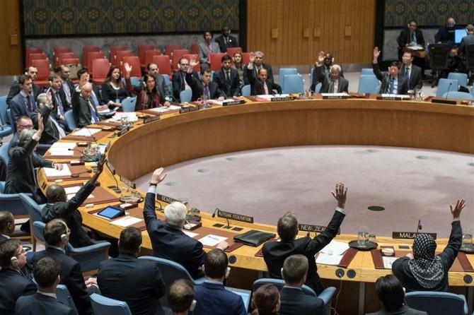 BM Güvenlik Konseyi Suriye'de 30 günlük ateşkes kararı aldı