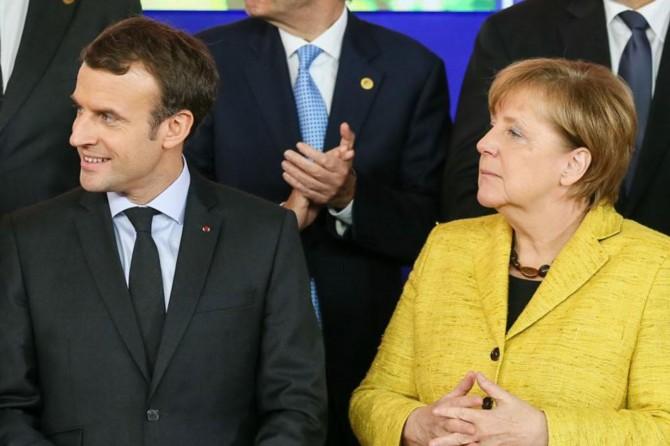 Macron ve Merkel, Putin ile ateşkesi konuşacak