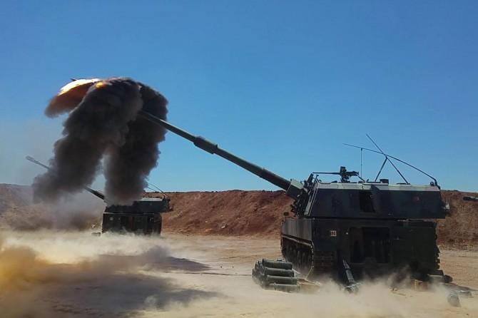 Afrin operasyonunda 38'inci gün
