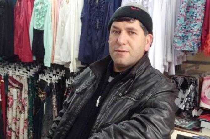 HÜDA PAR Ağrı İl Başkanı Şaban Gökhan'ın acı günü
