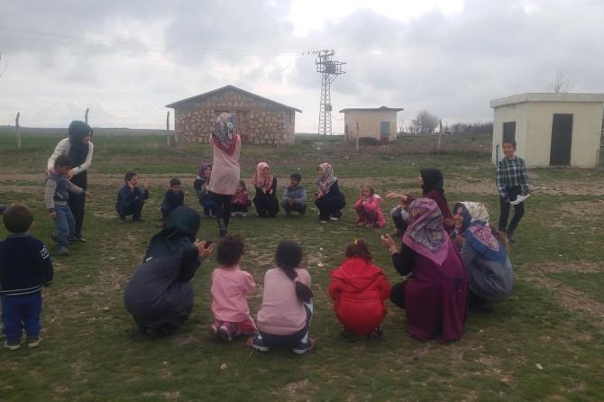 KYK öğrencilerinden kardeş öğrencilere ziyaret