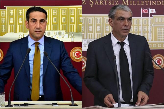 HDP'li Yıldırım ve Ayhan'ın milletvekilliği düşürüldü