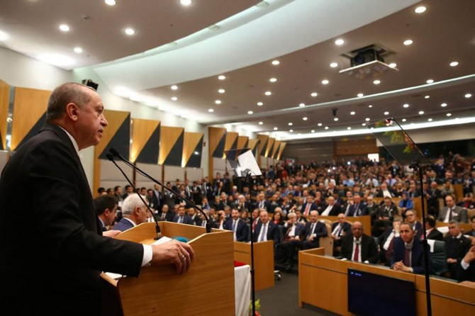 Erdoğan Cezayir'le ticaret hacmi hedefini açıkladı