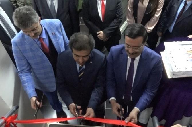 """Diyarbakır'da """"Umuda El Verelim"""" projesinin açılışı yapıldı"""