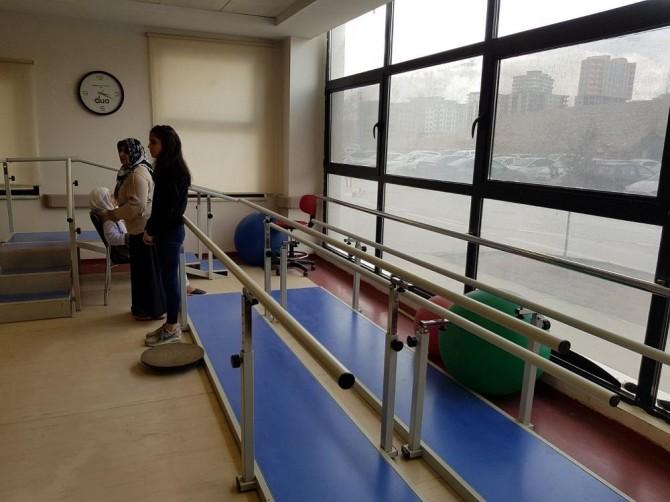 Mardin'de Fizik Tedavide akşam seansı uygulaması başladı