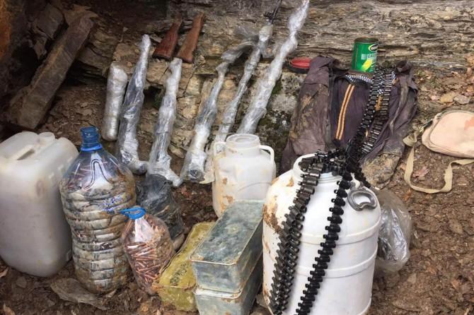 Ovacık İlçe kırsalında PKK'ye operasyon