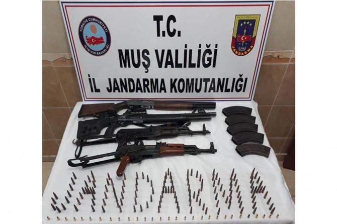 Muş'ta PKK'ye operasyon