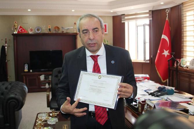 YYÜ'den diploma atağı