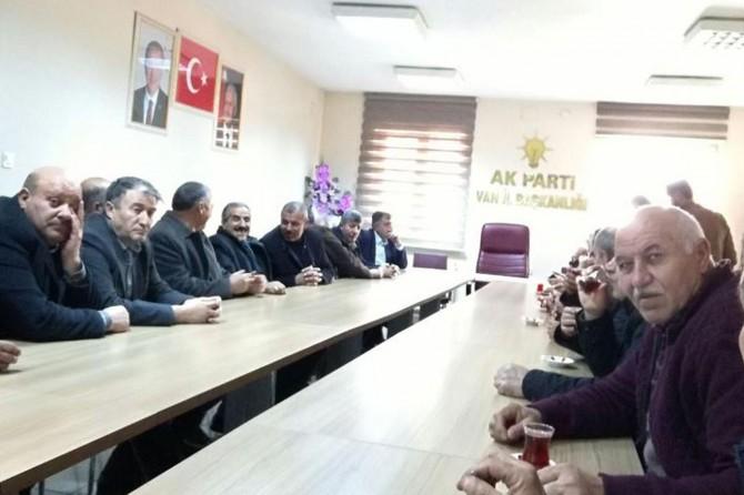 İşçiler Tuşba Belediye Başkanını şikâyet ettiler