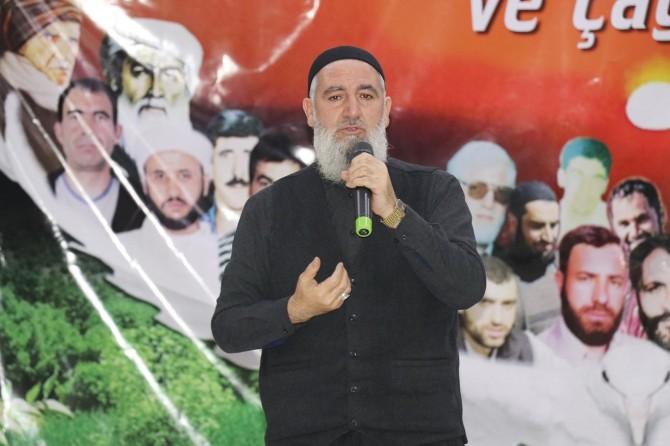 Gaziantep'te Şubat Ayı Şehadet Ayı programı düzenlendi