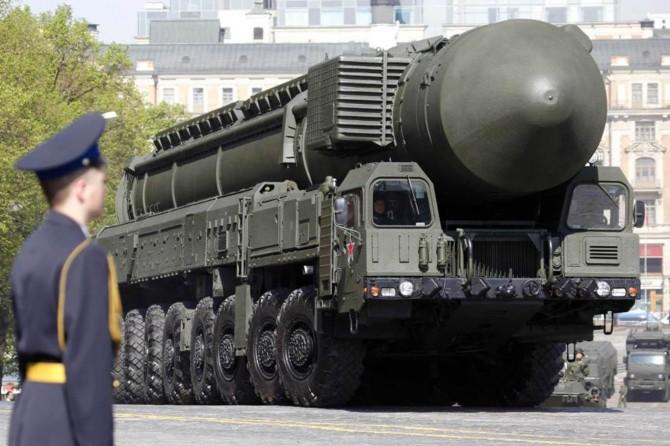 """""""Dünyanın her yanını vurabilecek nükleer füze hazırladık"""""""